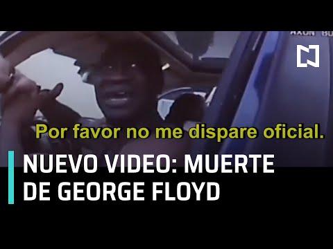 Nuevo video de la muerte de George Floyd | Racismo en Estados Unidos - Las Noticias