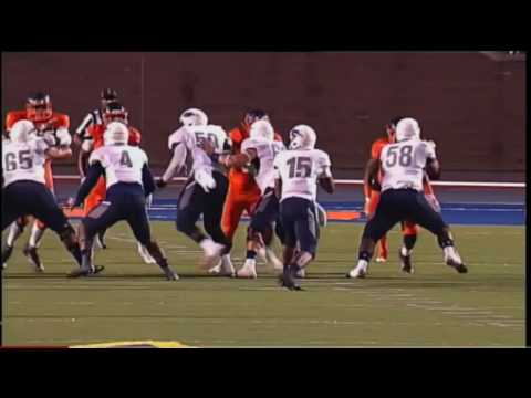 Emory Hunt's Color Commentary - Morgan State vs Howard Clips (Sept 2016)
