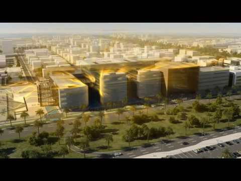 Khalifa University Campus Expansion توسعة حرم جامعة خليفة في أبوظبي