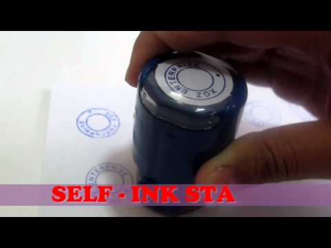 PRE INK STAMP (BEST QUALITY)