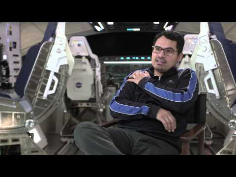"The Martian: Michael Peña ""Rick Martinez"" Behind the Scenes Movie Interview"