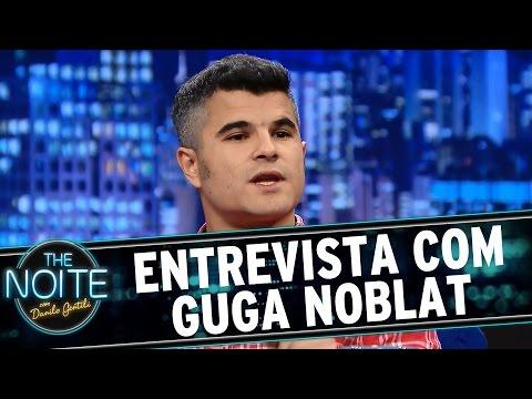 The Noite (11/05/15) - Entrevista com Guga Noblat