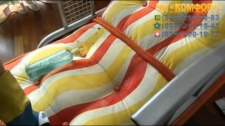 Химчистка мягкой мебели (кресло) в Киеве и области, ЧП