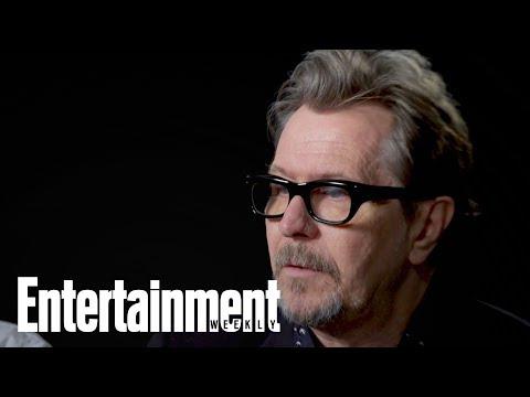 Gary Oldman On His Transformation Into Winston Churchill | Oscars 2018 | Entertainment Weekly