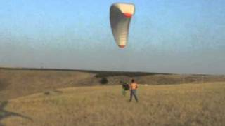 Как научиться летать?Обратный старт. г. Альметьевск.