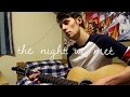 Lord Huron The Night We Met Acoustic Cover mp3