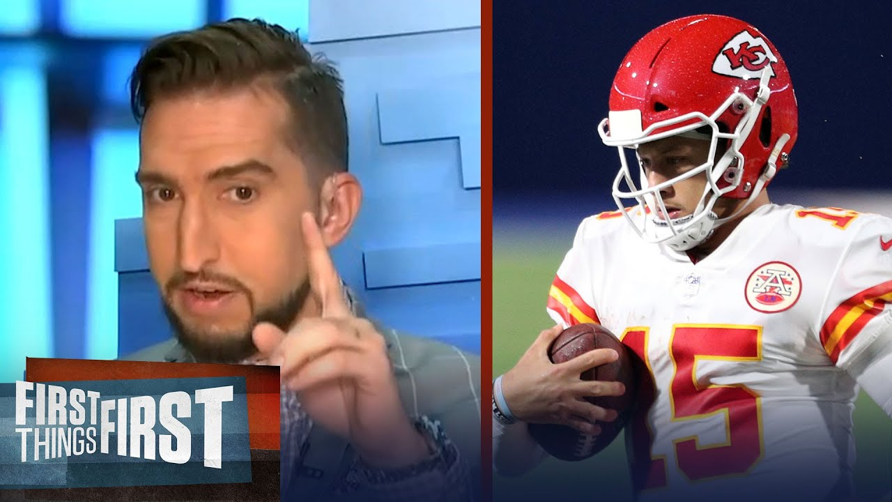 Chiefs defeat Bills, Josh Allen was never real MVP candidate — Wright   NFL   FIRST THINGS FIRST