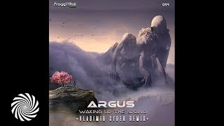 Argus - Waking Up The Spring (Vladimir Cyber Remix)