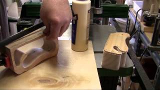 High Speed Video Of How To Make A Bandsaw Box