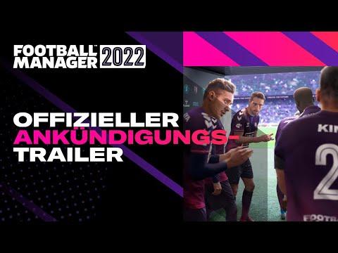 Släppdatum för Football Manager 2022 9 november