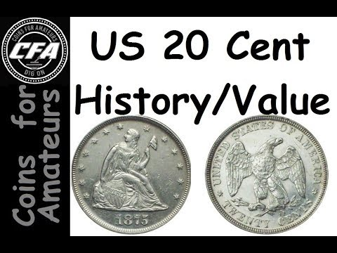 US 20 Cent Piece | History & Coin Value