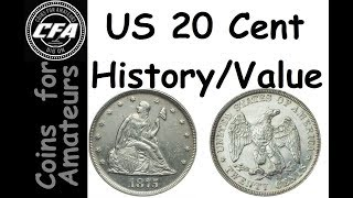 US 20 Cent Piece | History & Value of 20 Cent Coin