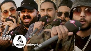 Big H, Xpolymer Dar, Osama Com Laude, Moji & Jay Alvi - Pakistan Cypher - Asian Network in Karachi