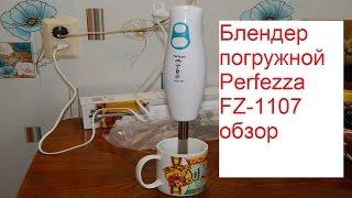 Блендер погружной Perfezza FZ 1107 обзор