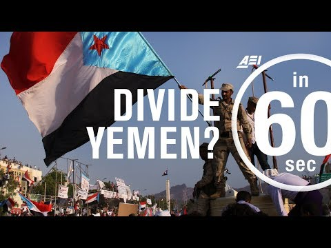 Yemen: Would breaking up the country end the civil war? | IN 60 SECONDS