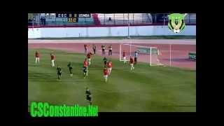 كأس الجزائر : شباب قسنطينة ـ إتحاد بلعباس : هدف سامر