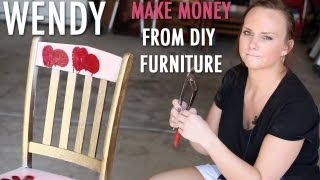 Diy: How To Refurbish And Profit From Furniture