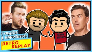 Phil Kensington - Retro Replay with Troy Baker & Nolan North