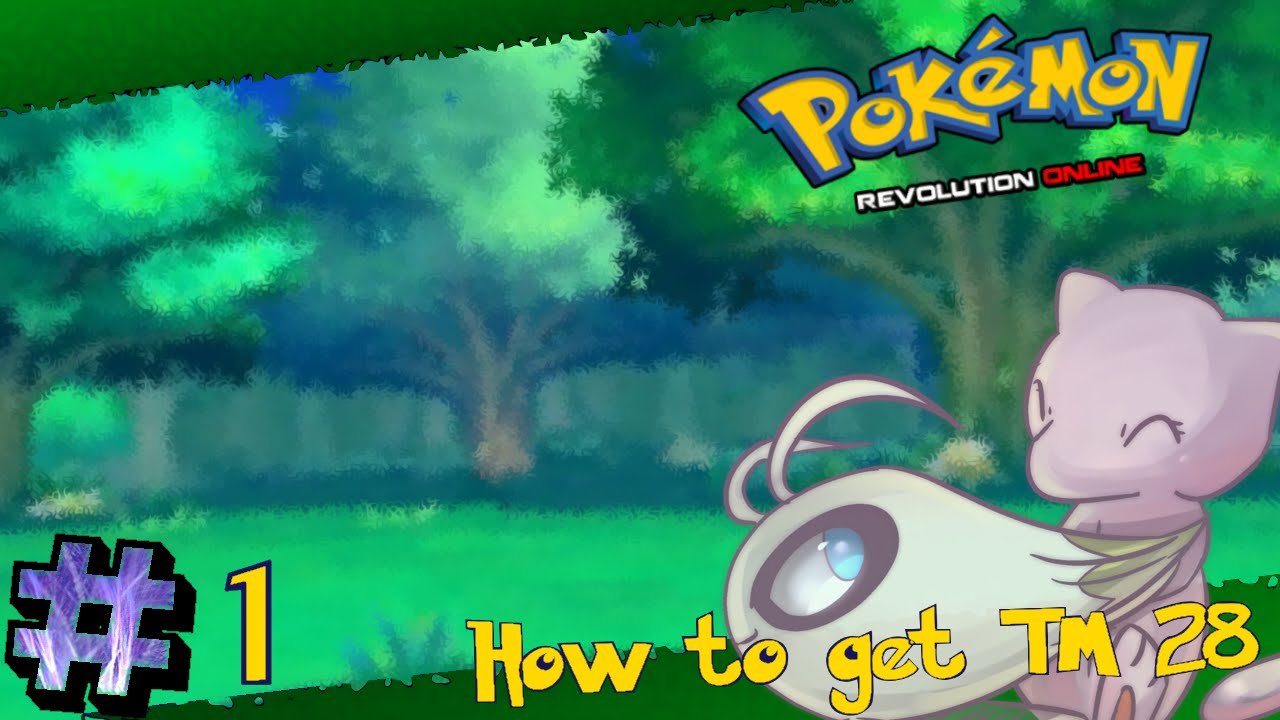 Pokemon revolution online how to get cut