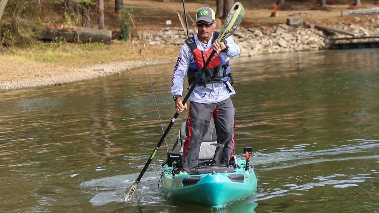 Beginner 39 s tips for kayak fishing youtube for Youtube kayak fishing