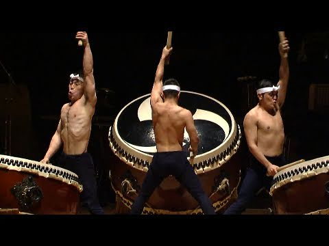 "Kodo - ""O-Daiko"" - HD (japanese Drummers - Taiko - Tambours Géants Japon)"