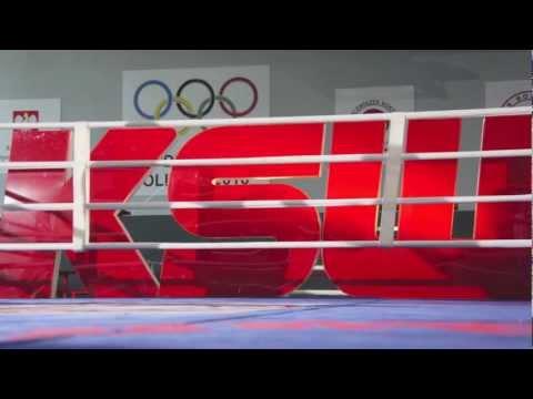 Oli Thompson KSW 22 VS Bedorf- Media Training Day, Open workouts, Warsaw
