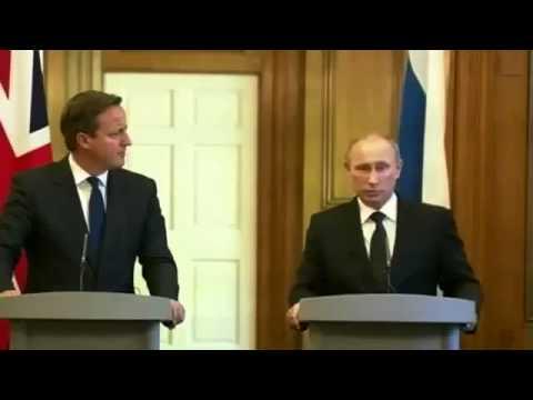 Путин Заткнул Дэвида
