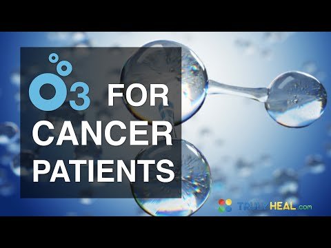 OZONE PROTOCOL for CANCER PATIENTS