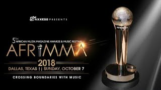 2018 AFRIMMA AWARDS FULL NOMINEES, KHALIGRAPH JONES, SAUTI SOL, WILLY PAUL AND OTHERS FROM KENYA