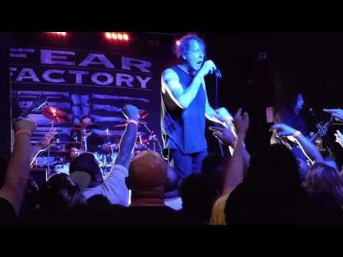 Fear Factory - Pisschrist LIVE Corpus Christi Tx. 3/28/16