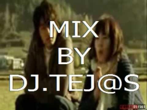 gin gin tare new ''vj'' mix by dj tej@s   x264