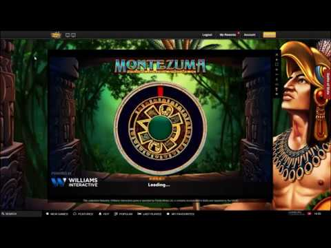 Online Slot Bonus Compilation - Montezuma, Lucky Halloween, VideoSlots Prize Draw and More