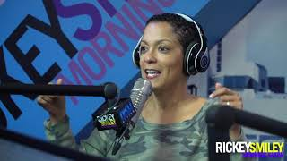 "Everything Jini Thornton Said On ""The Rickey Smiley Morning Show"""
