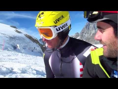 World Cup Athlete  of 35 Meter Skis