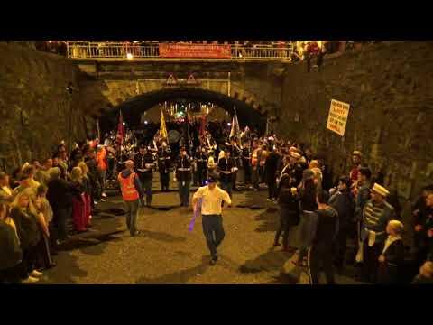 East Belfast Protestant Boys FB (P2) @ Downshire Guiding Star Parade 8-9-2017