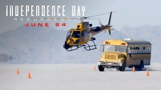 Independence Day: Resurgence | On Location: Utah Salt Flats [HD] | 20th Century FOX
