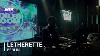 Letherette House of Vans x Boiler Room Berlin 85 Min DJ Set