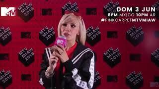 PREMIOS MTV MIAW 2018