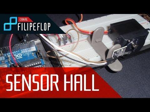 Arduino Uno Tachometer For Our Lathe Using A Hall Sensor