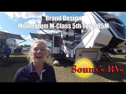 grand-design-momentum-m-class-5th-toy-395m---by-sonny's-rvs-of-casper-wyoming