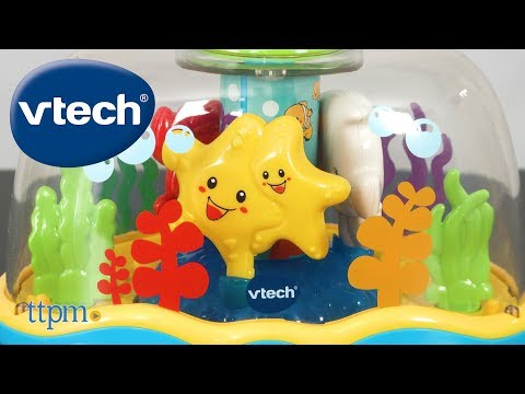 Learn & Spin Aquarium From VTech