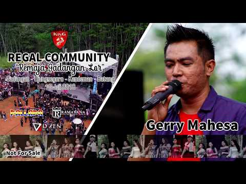 Patah Hati - New Pallapa Live Regal Community - Gerry Mahesa