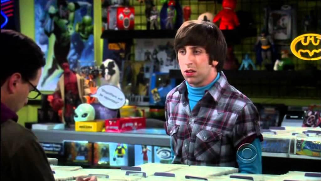 Download Big Bang Theory season 3 Favorite moments,Part 1