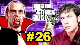 Grand Theft Auto V - VAMPIRE REDNECK - Part 26