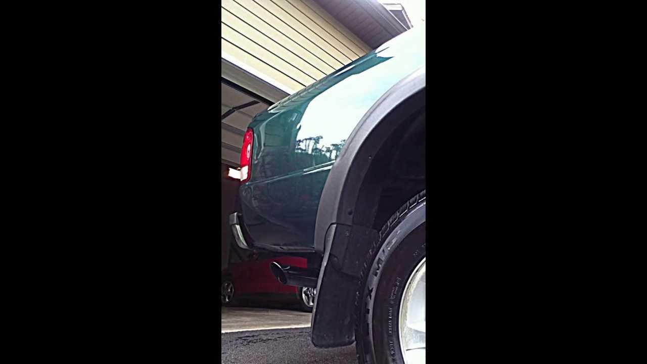 2000 Ford Ranger Xlt >> 2000 ford ranger 4.0 v6 with flow master muffler 40 series (exhaust) - YouTube