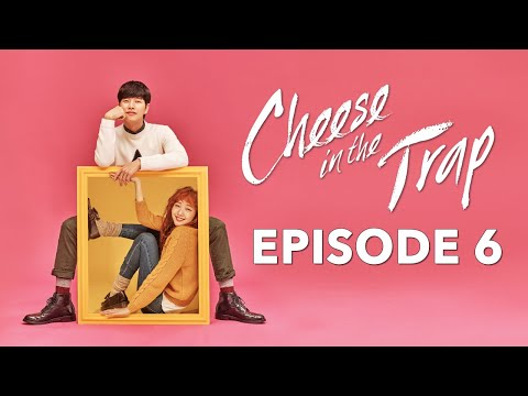 Cheese in the Trap | Episode 6 (Arabic, English and Turkish Subtitle)