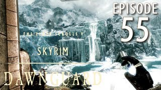 Skyrim: Dawnguard Walkthrough in 1080p, Part 55: Grotto, Passage, and the Vale (Let's Play, 1080p)