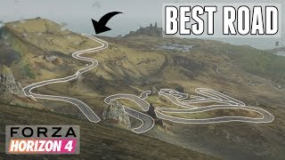 The BEST DRIVING ROAD In Fortune Island - Forza Horizon 4