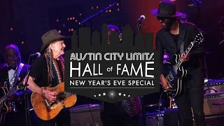 ACL Hall of Fame New Year's Eve 2016 | Willie Nelson & Gary Clark Jr.