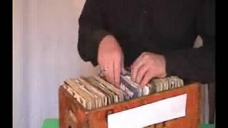 70s DJ Record Case